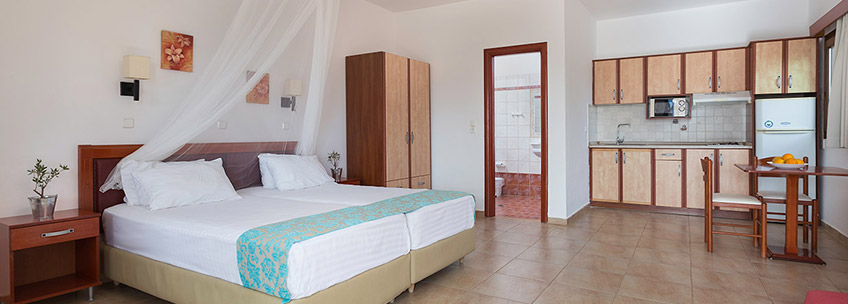 Punta Mare Hotel Karpathos Accommodation